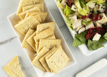 Non-Gluten Crackers