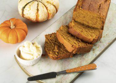 Non-Gluten Pumpkin Bread